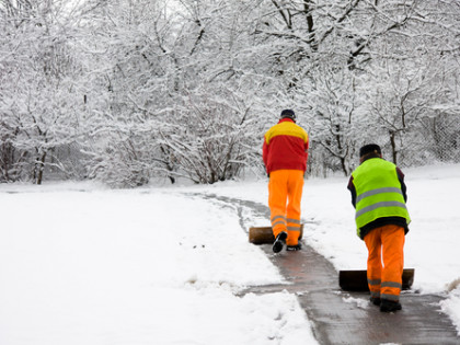 Keep Your Property Safe From Snow And Ice
